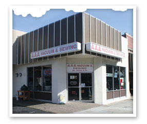 AAA Vacuum and Sewing Center